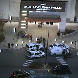 Four Arrested In The Disturbance At Philadelphia Mall