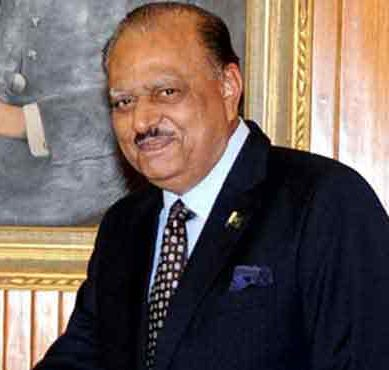 I Have Never Attended School: President Mamnoon