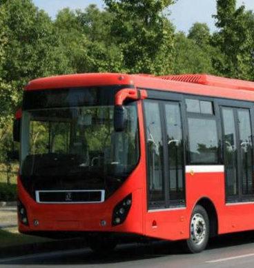 Metro Bus Service Starts Trial Service In Multan
