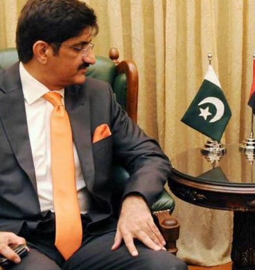 CM Sindh Hold High Level Meeting On Security Issues