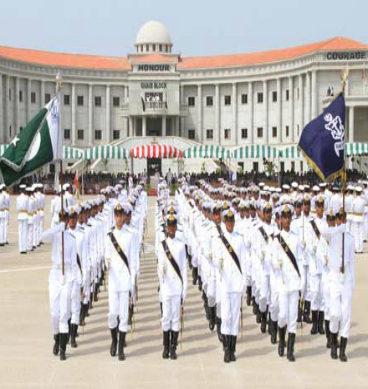 Pakistan Navy Passing Out Parade 2016