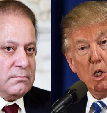 Donald Trump Praises Pakistan's 'Terrific' PM