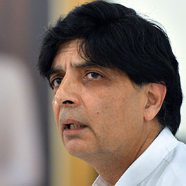 No Case Pending Against Zardari, Says Nisar