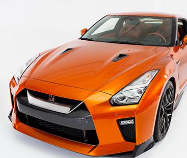 """Godzilla,"" Nissan 2017 GTR Premium"