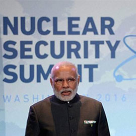 Pakistan Fears India May Enter NSG