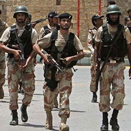 Hyderabad: Ranger's Official Injured In IED Blast