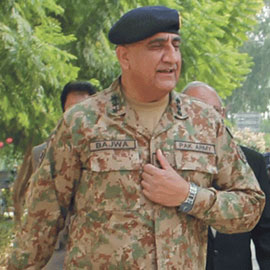Pakistani Troops Will Respond With Full Force: Bajwa