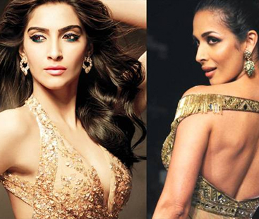 Malaika Arora Misbehaves With Sonam