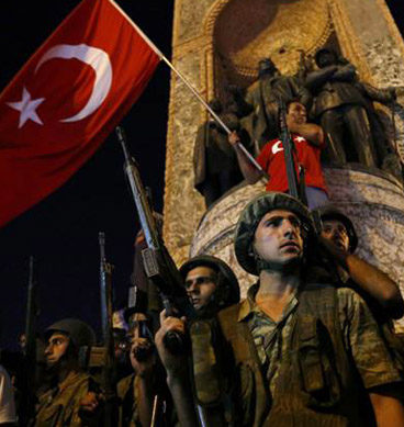 Aftermath Of Turkey's Failed Coup