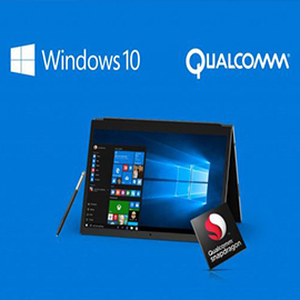 Qualcomm's Snapdragon Processors To Support Full Windows 10