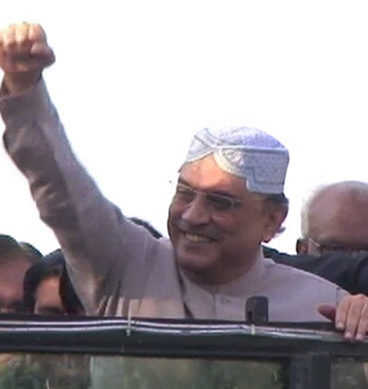 PPP To Be Part Of All Movements For FATA Rights, Zardari Vows