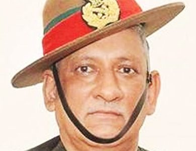 No Shying Away From Flexing Muscles: Indian Army Chief
