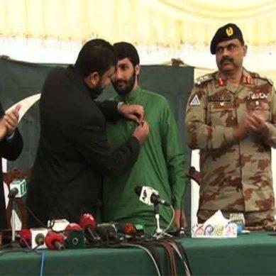 Key Militant Commander Surrenders In Quetta