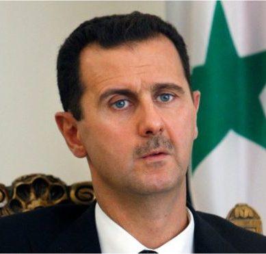 'Ready To Negotiate On Presidency,' says Assad