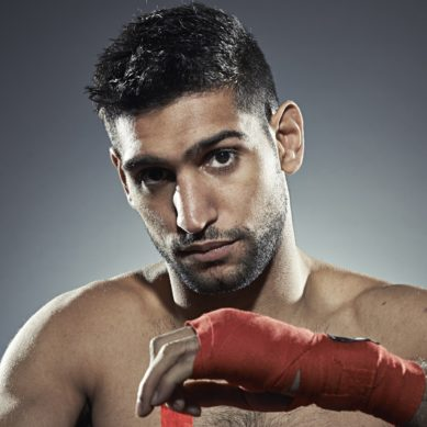 British-Pakistani Boxer Amir Khan's 'Adult Tape Leaked' Online
