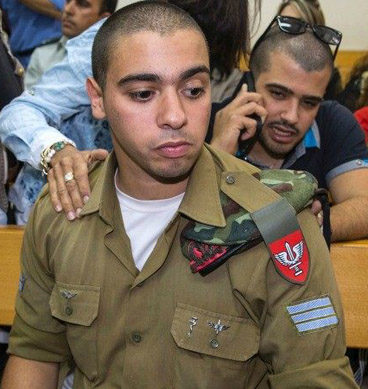 Israeli Soldier Found Guilty of Manslaughter