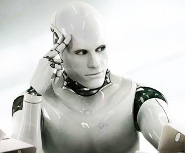 Life Like Human Robot