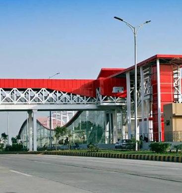 Islamabad Metro Bridge Starts Leaking After Heavy Rainfall