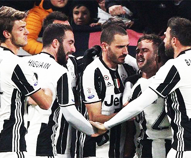 Highlights: Juventus Vs A.C. Milan