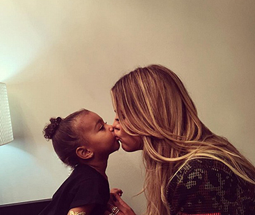 Khloe Kardashian Shares An Adorable Video Of North West