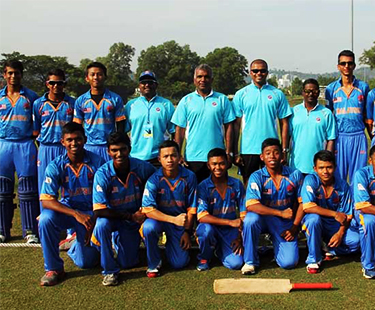 Malaysian Cricket Team Tour To Pakistan