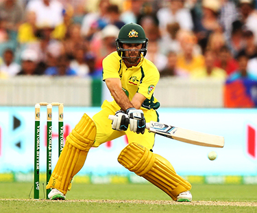 Maxwell Half Century Against Pakistan In 1st ODI
