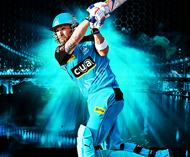 BBL: Brisbane Heat Vs Melbourne Renegades