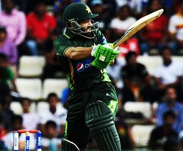 Rizwan To Replace Sarfaraz Against Australia