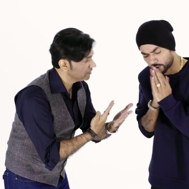 Official Video Of Sajjad Ali's Latest Song 'Tamasha' featuring Bohemia