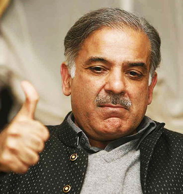 Shahbaz Pays Surprise Visit To Chiniot DHQ Hospital