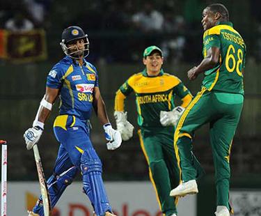South Africa Vs Sri Lanka – 2nd Test, Day 3: Highlights