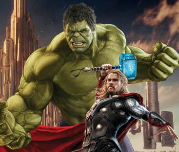 Movie Teaser Trailer: Thor 3 Ragnarok