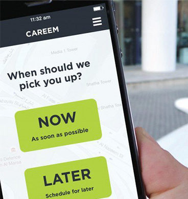 Careem continues to grow, as it announces ride-hailing app services in Peshawar