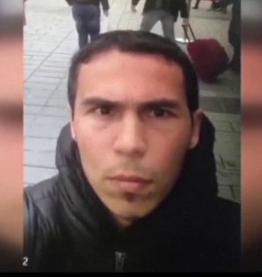 'Video Selfie' of Alleged Istanbul Attacker