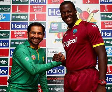 Highlights: Pakistan Vs West Indies 1st ODI