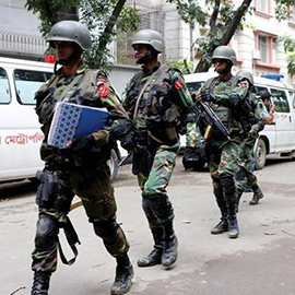 Bangladesh Police Kill Prime suspect In July Cafe Attack