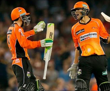 Brisbane Heat v Hobart Hurricanes: Highlights