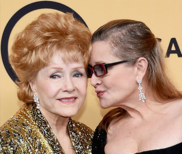Debbie Reynolds' 'Greatest Fear' Was Outliving Her Daughter Carrie Fisher