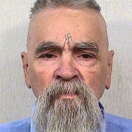 Convicted Murderer Charles Manson In Hospital
