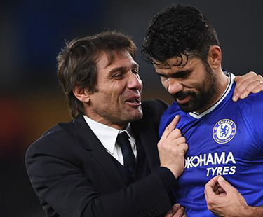 Diego Costa's Loving Feeling Keeps Him Firing For In-Form Chelsea