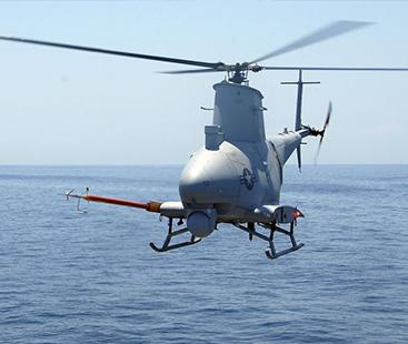 Hiding Drones In The Ocean