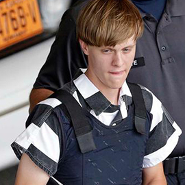 Dylann Roof Formally Sentenced To Death