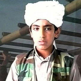 Osama Bin Laden's Son Hamza Put On US Terror Blacklist