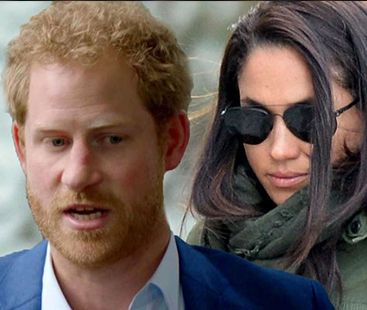 Prince Harry Has Reportedly Met Meghan Markle's Father