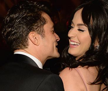 Katy Perry Celebrates Orlando Bloom's Birthday