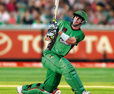 BBL: Melbourne Stars Beat Adelaide Strikers
