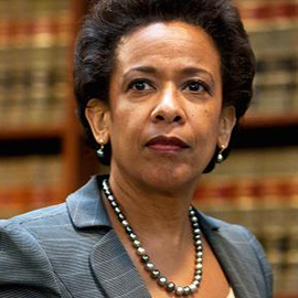 Farewell Ceremony Honors Attorney General Lynch
