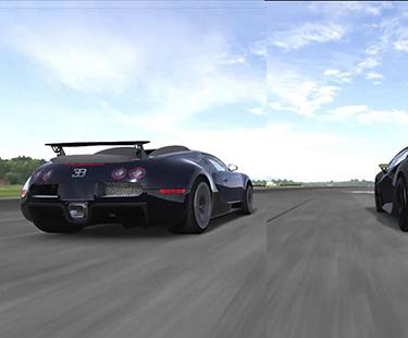 Bugatti Veyron Vs Lamborghini