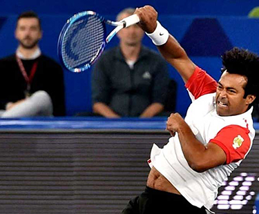 Leander Paes Hints At Retirement In Chennai Open Presser