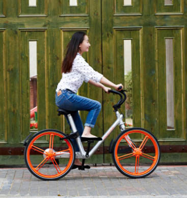 Mobike Tries To Revolutionize Bike-Sharing In China